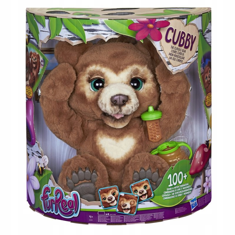 Hasbro FurReals Interactive Bear E4591