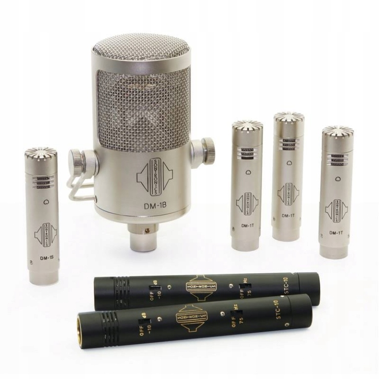 SNTRONICS DUMPACK PLUS - Mikrofón
