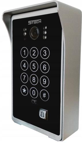 Wideodomofon Full HD 7' Ekran Dotykowy WiFi 5TECH Typ domofonu Przewodowy