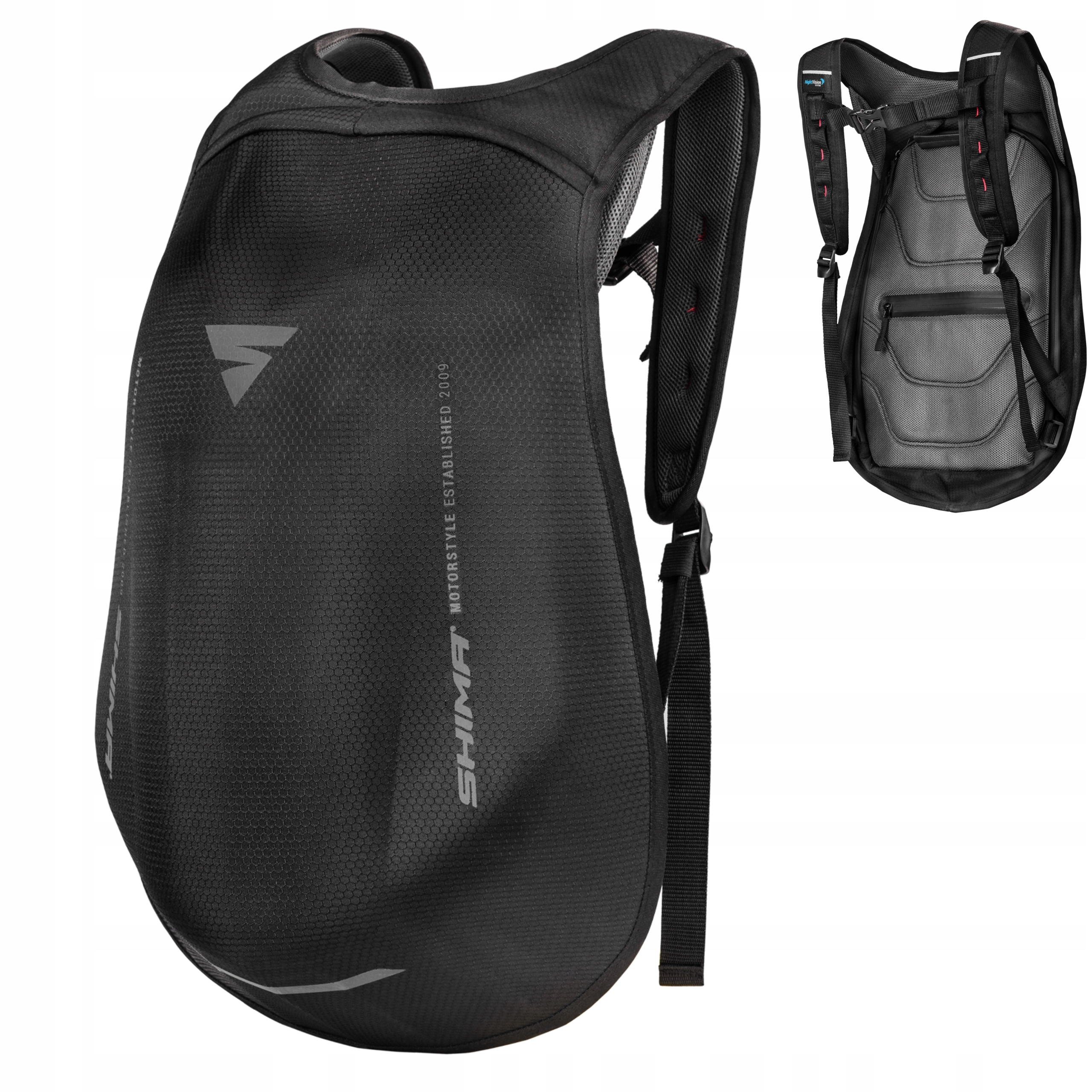 Plecak motocyklowy SHIMA AYRO laptop 24l GRATIS