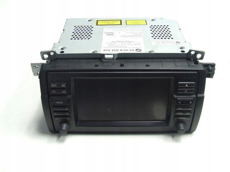 bmw e39 e46 радио cd большая navi навигация 6934410