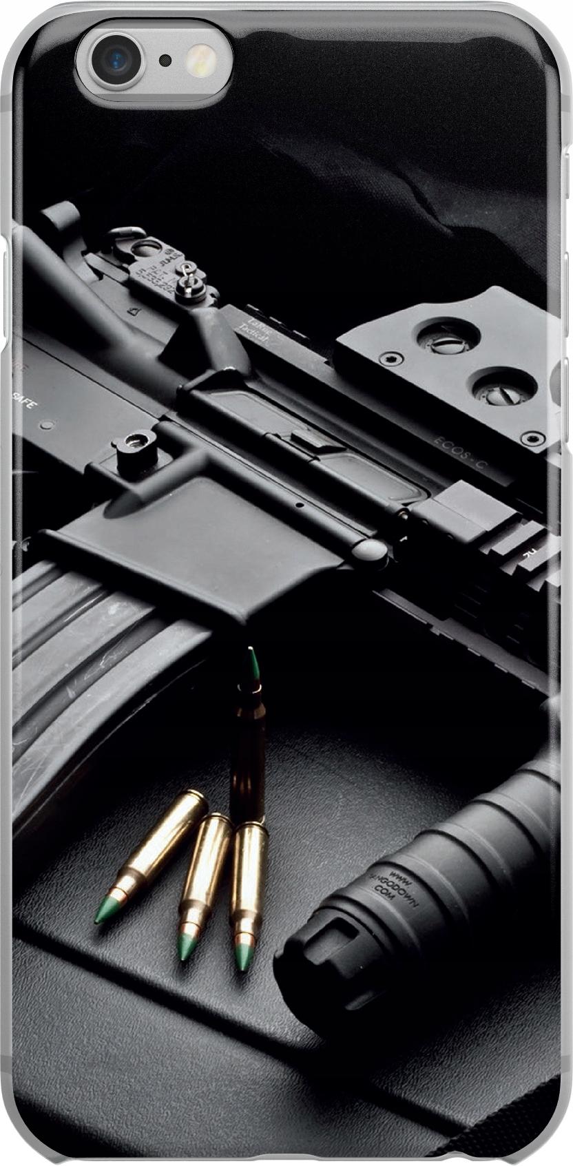 Etui Wzory Wojsko Huawei W1
