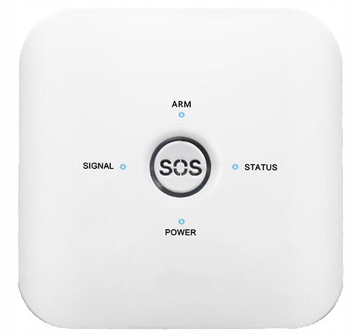BEZPRZEWODOWY ALARM GSM APP SYRENY Kod produktu SL-MINI
