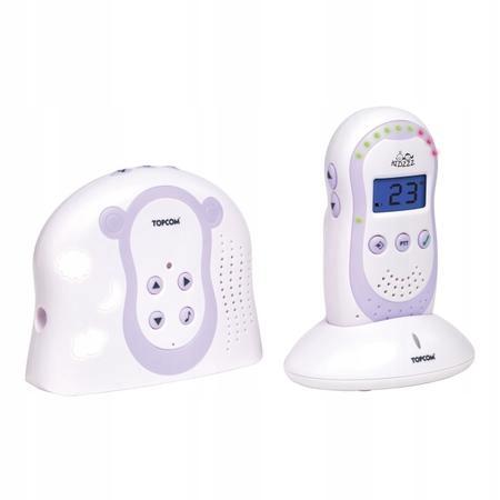Cyfrowa Elektroniczna Niania Babytalker 2500