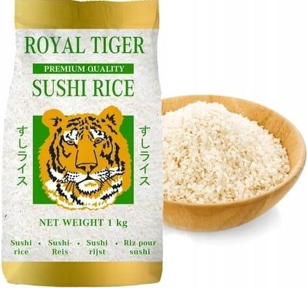 Рис для суши Royal Tiger 1кг