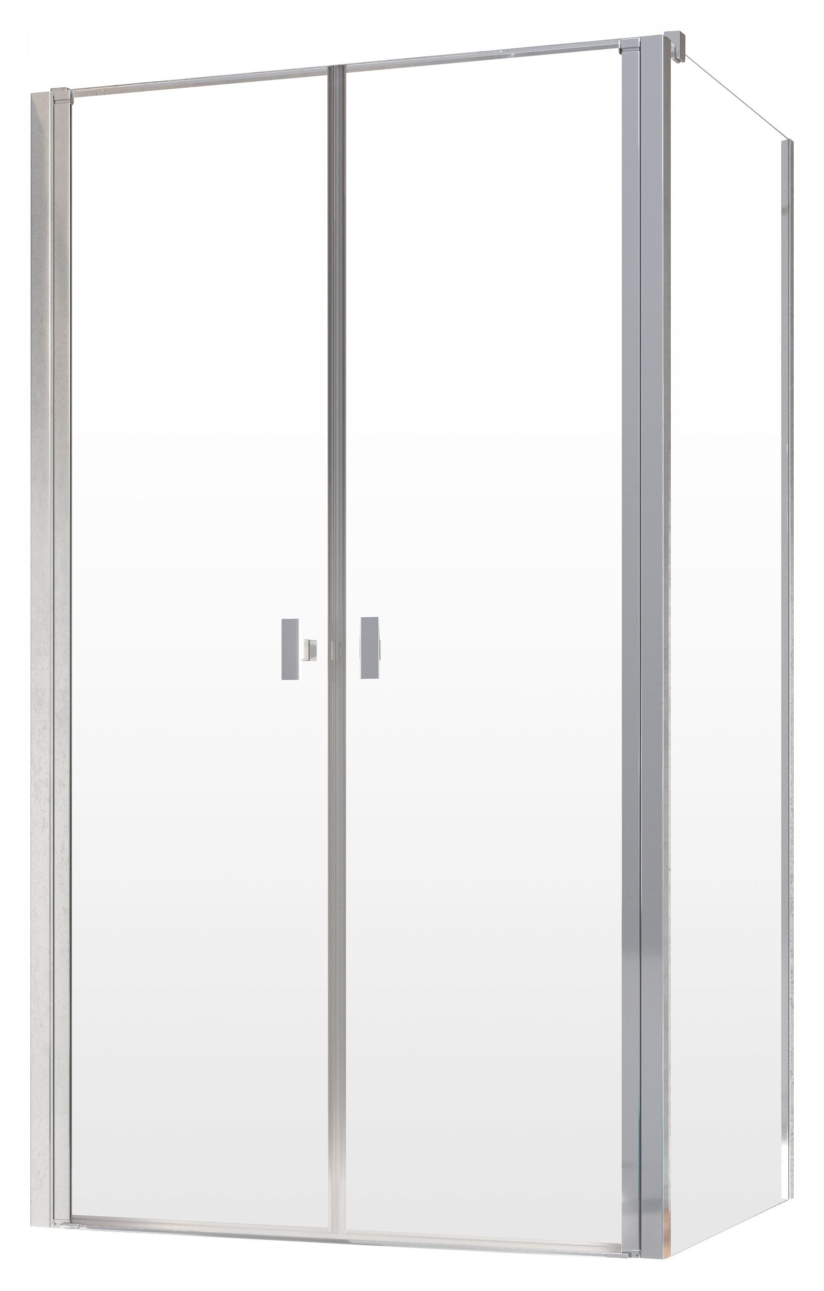 Sprchový kút Nes DWD + S 90x75x200 RADAWAY