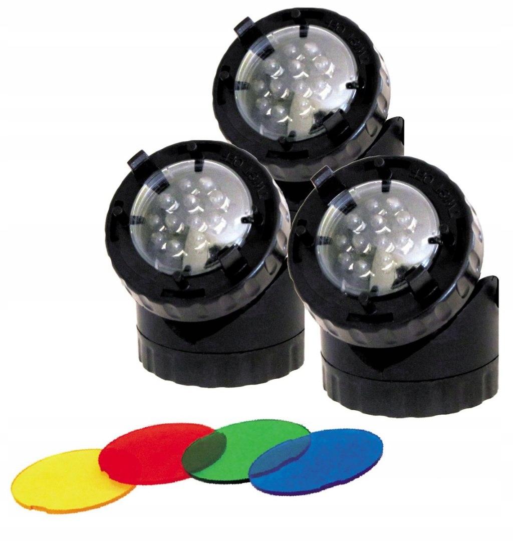 Точечный светодиодный тройной светильник 3х1,6Вт