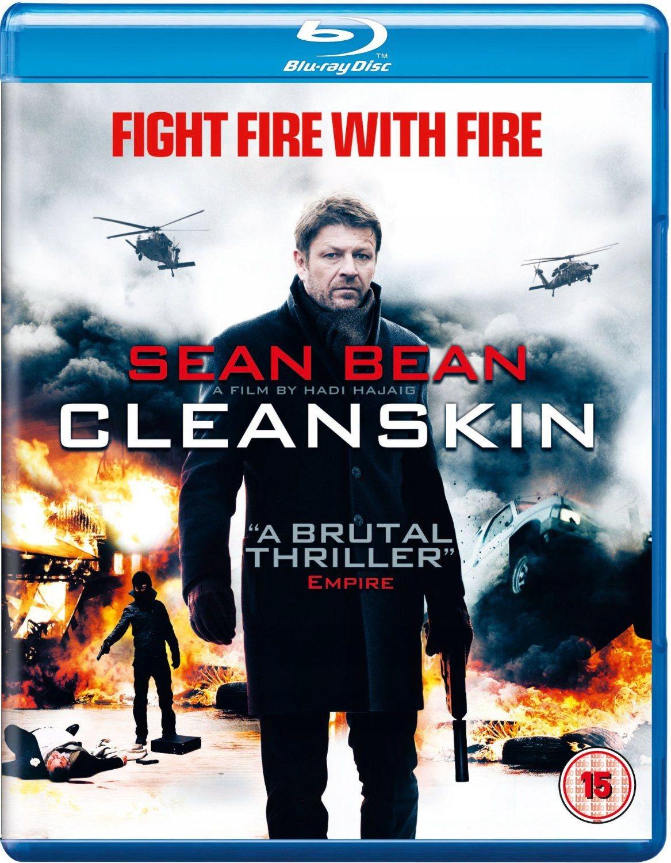 Cleanskin (terrorysta) (blu-ray)