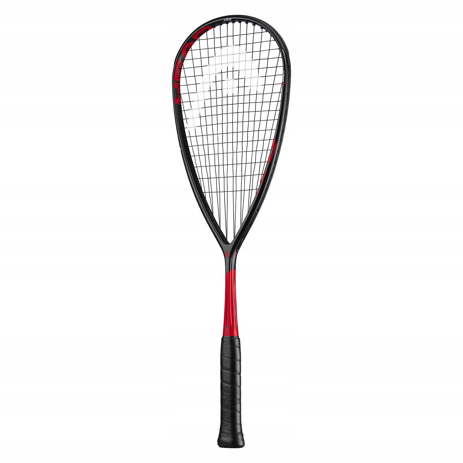 Squash raketa Head Grafén 360