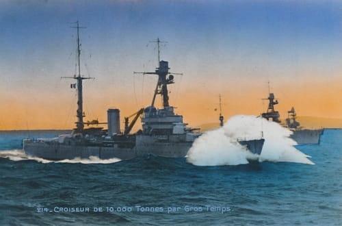 Vojnová loď 03521