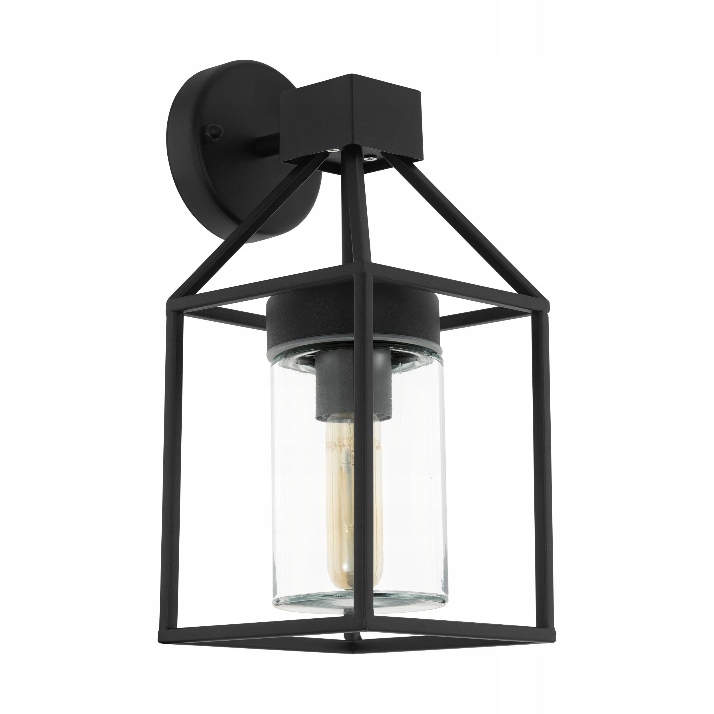 Eglo Trecate 97296 Vonkajšia nástenná lampa Retro lampa