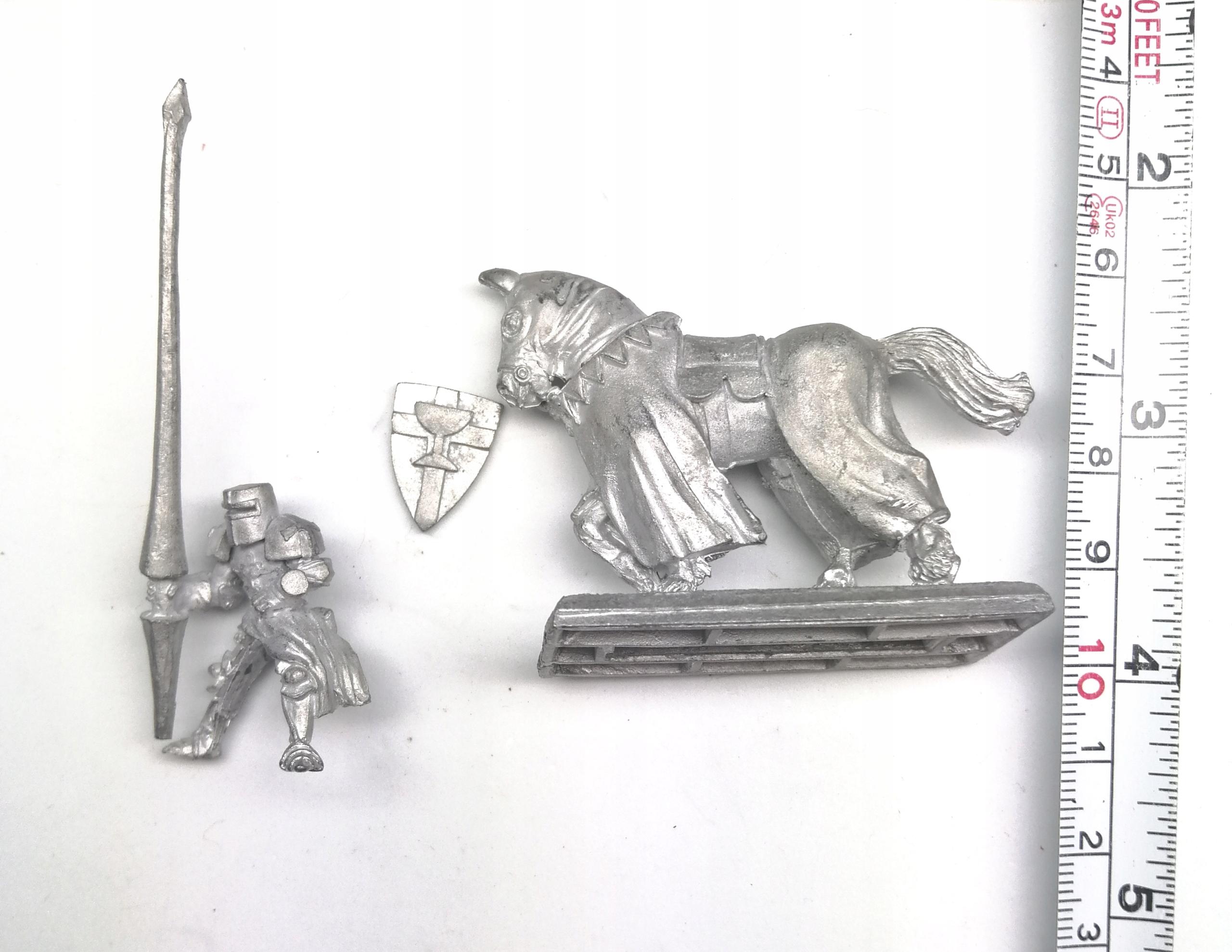Grál Knight / Templar Full Metal