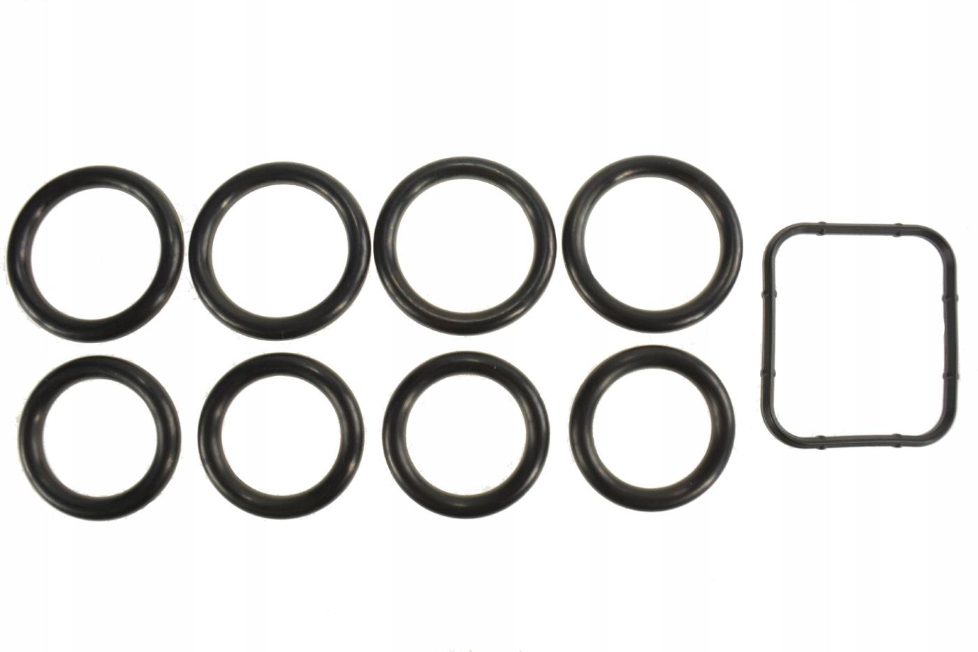 прокладки кольца коллектора коллектора 16 hdi tdci ди