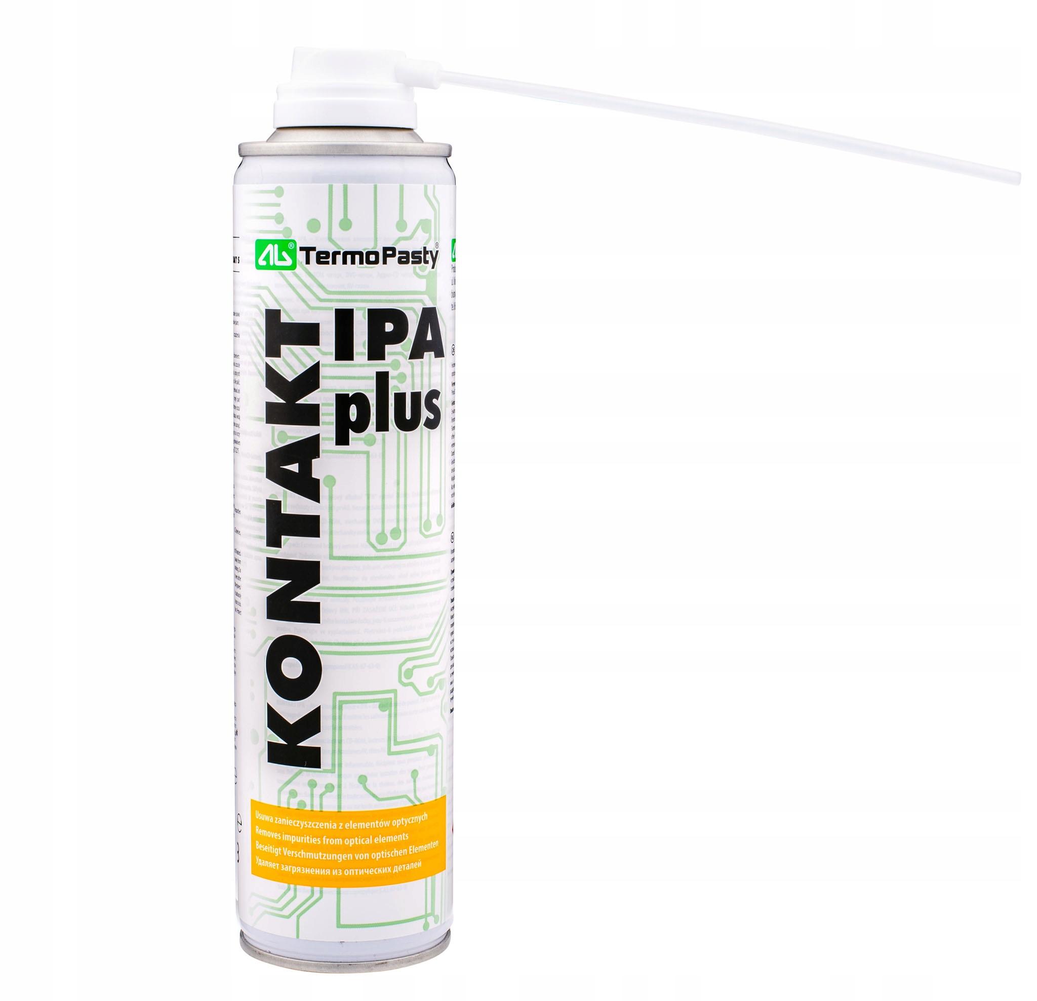 Alkohol Izopropylowy Izopropanol IPA 300 ml Spray