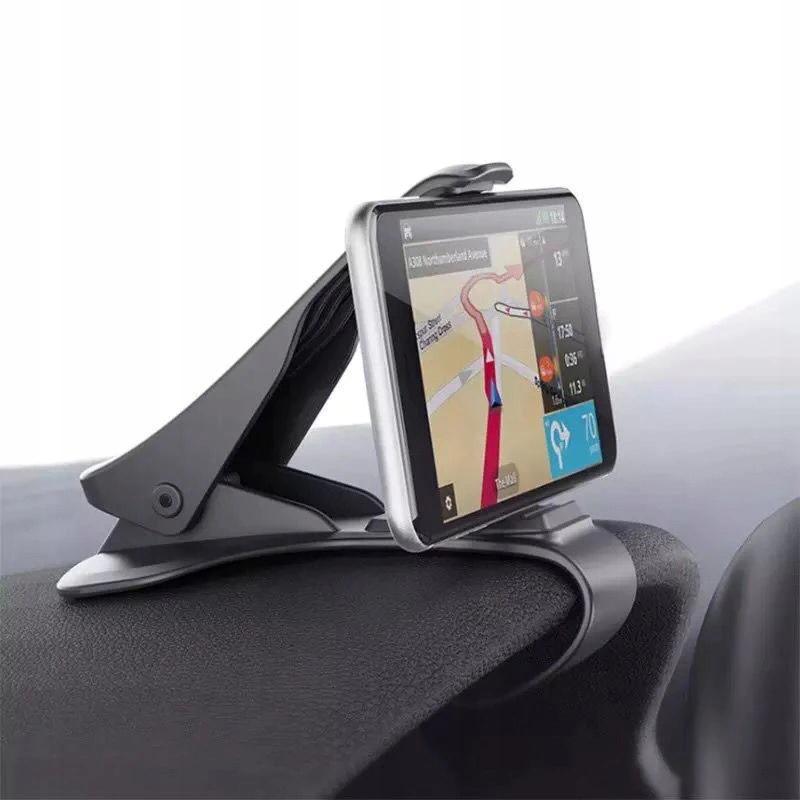 держатель автомобильный на телефон на кокпит z клип