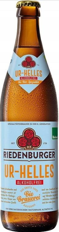 Пиво светлое безалкогольное БИО 500 мл