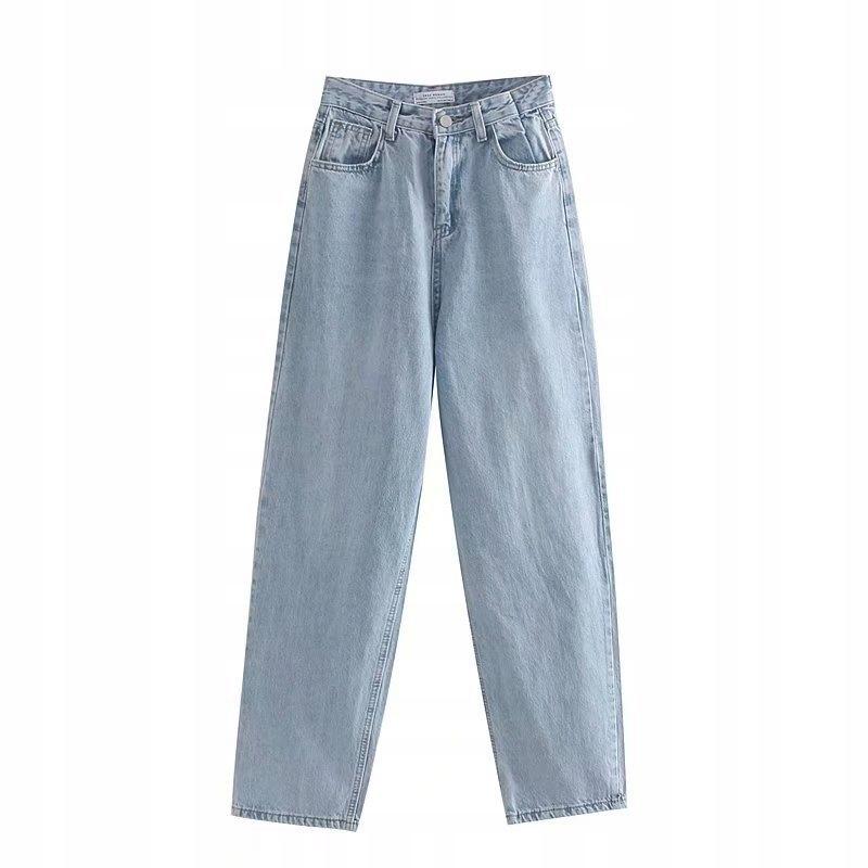 rovné nohy v retro štýle Dámske nohavice