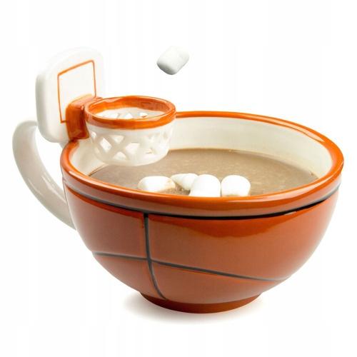 Začína basketbal hrnček basketbal káva