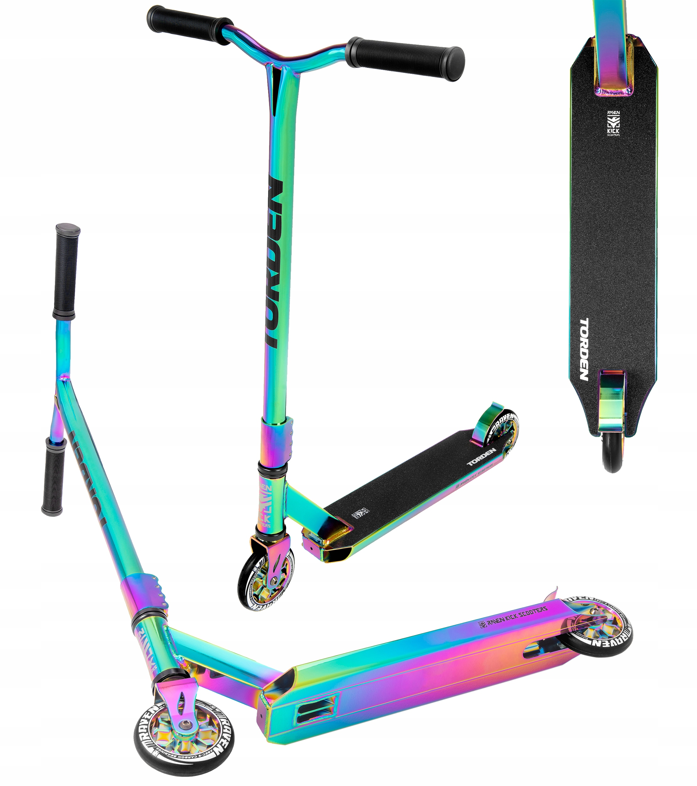 Scooter Raven Torne Neo Chrome 110mm