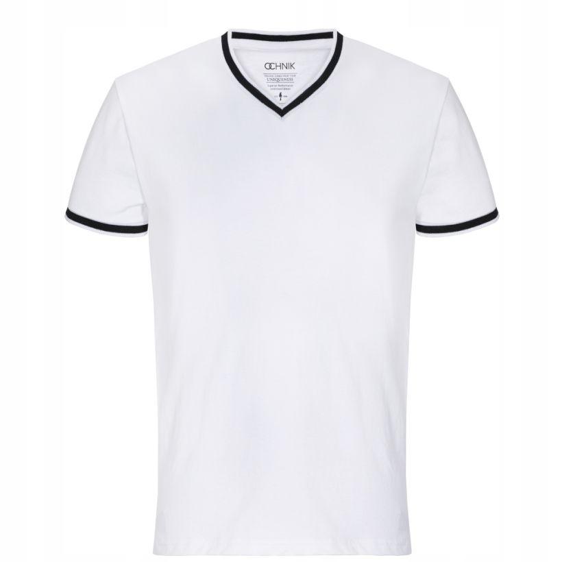 Ochnik T-shirt męski TSHMT-0025-11(W20) r. M