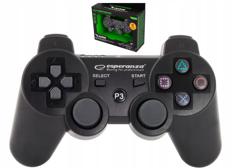 Gamepad bezprzewodowy Kontroler do gier PS3 USB BT