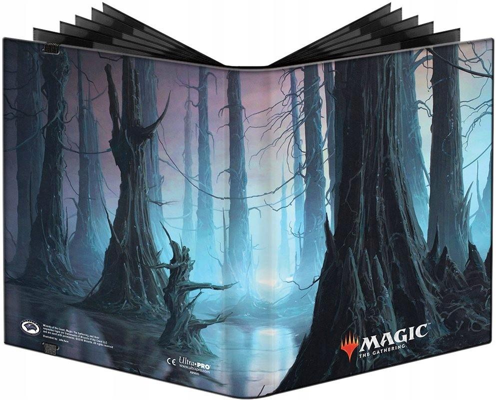 Купить Klaser Pro Binder Unstable Swamp A4 na karty MtG на Otpravka - цены и фото - доставка из Польши и стран Европы в Украину.