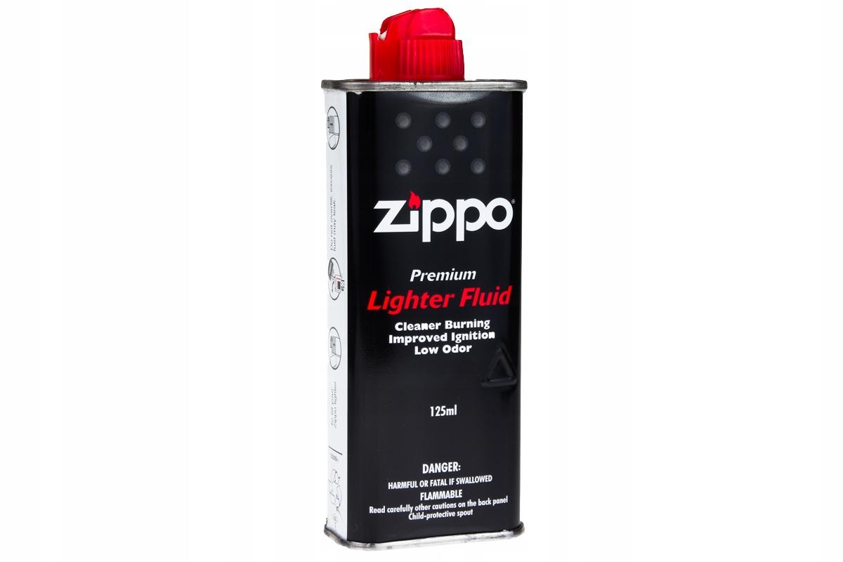 Оригинальный бензин Zippo 125мл