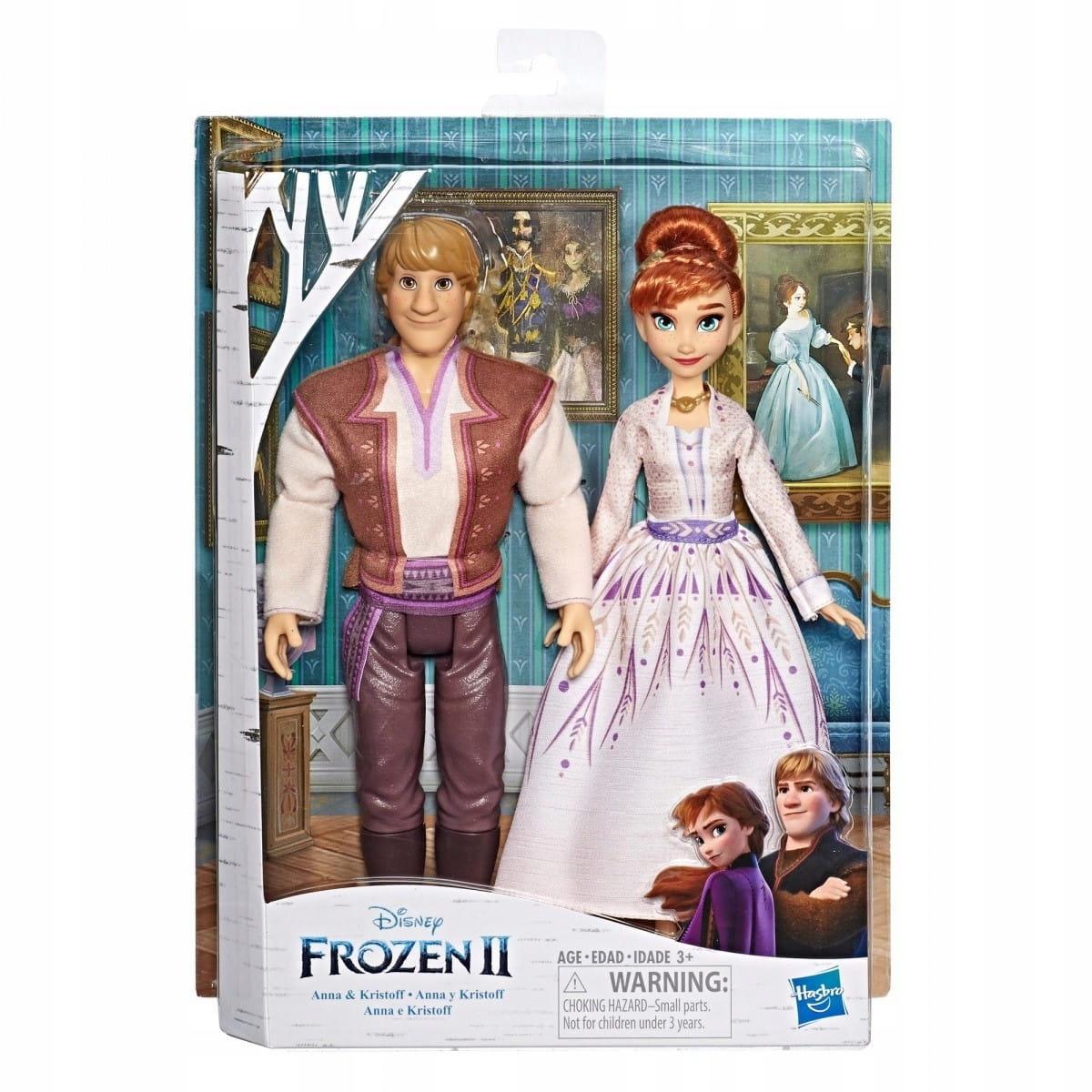 Hasbro Frozen Anna a Kristoff E5502