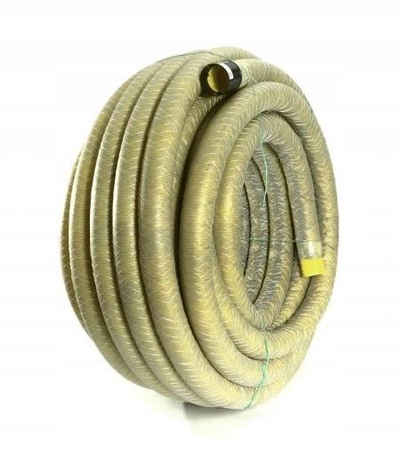 Дренажная труба фильтра из ПВХ fi 50 с крышкой 50