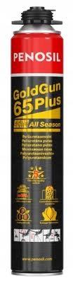 Пена монтажу пистолетный Penosil Gold плюс 65