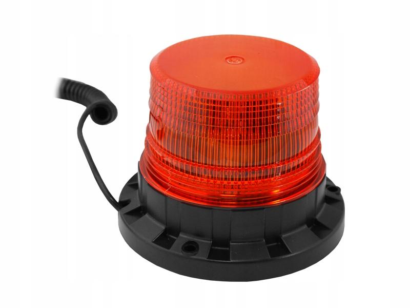 лампа предупреждения петух led магнит ip65 20w мощный