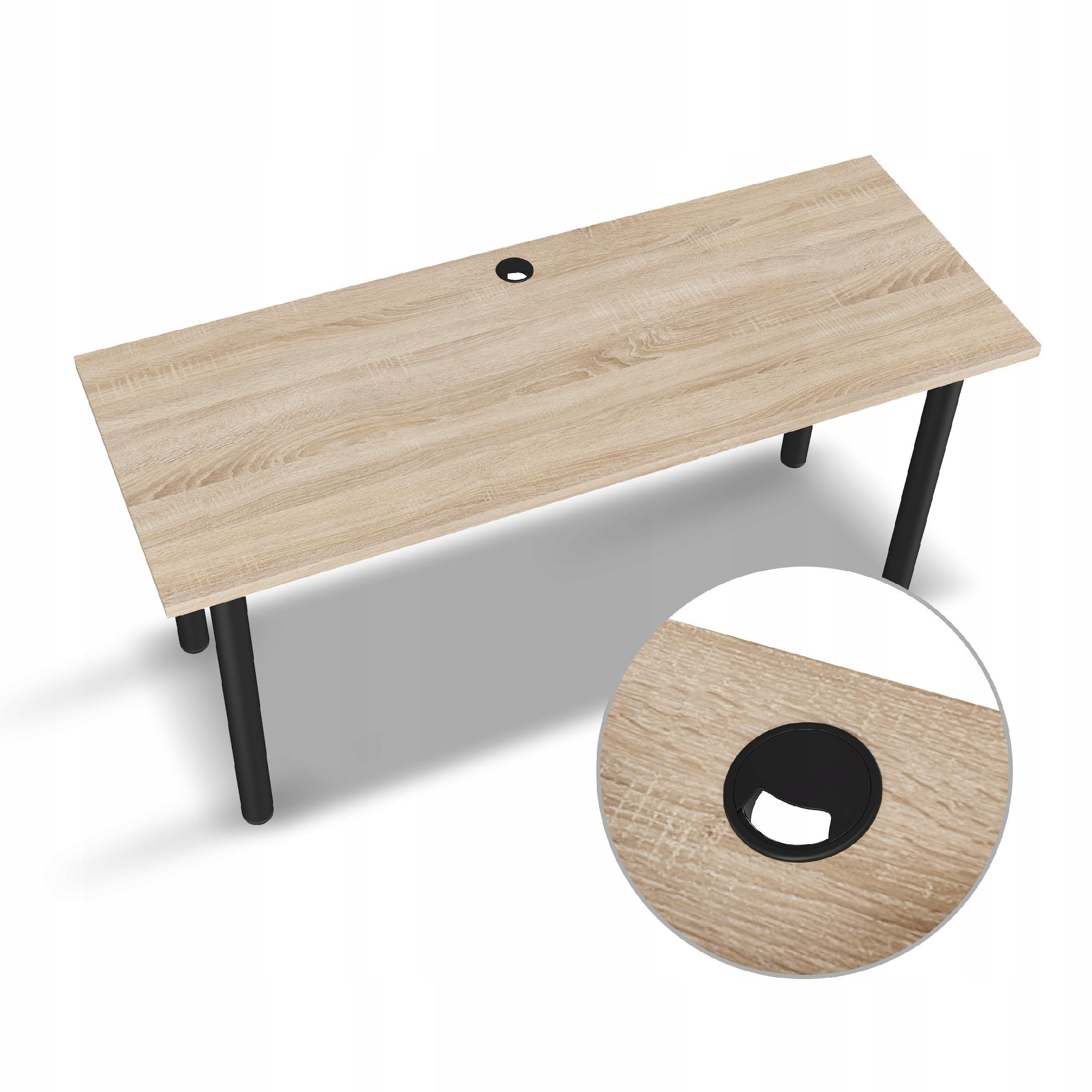 Stabilný pevný Stôl na prácu 120x60x36 YRKE