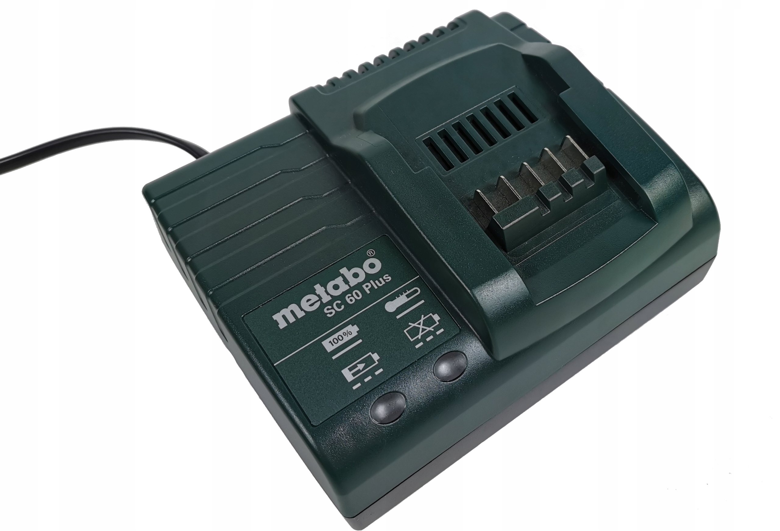METABO SC 60 Plus ładowarka do aku 10,8 - 18V 1,5A