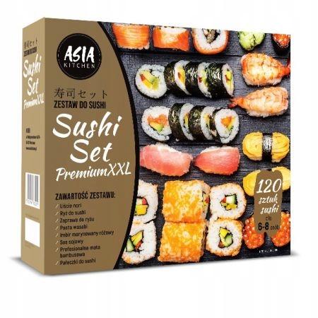 Суши XXL суши-сет Премиум 6-8 чел.