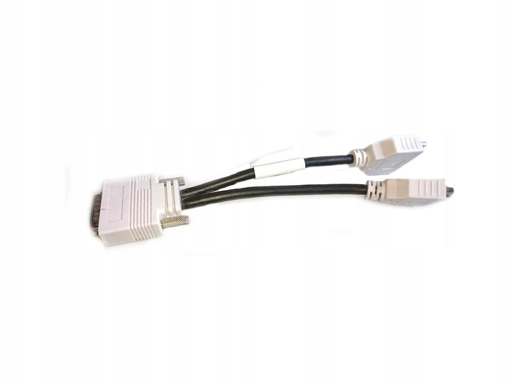 Originálny nový kábel HP DMS 59 -> 2 x DVI