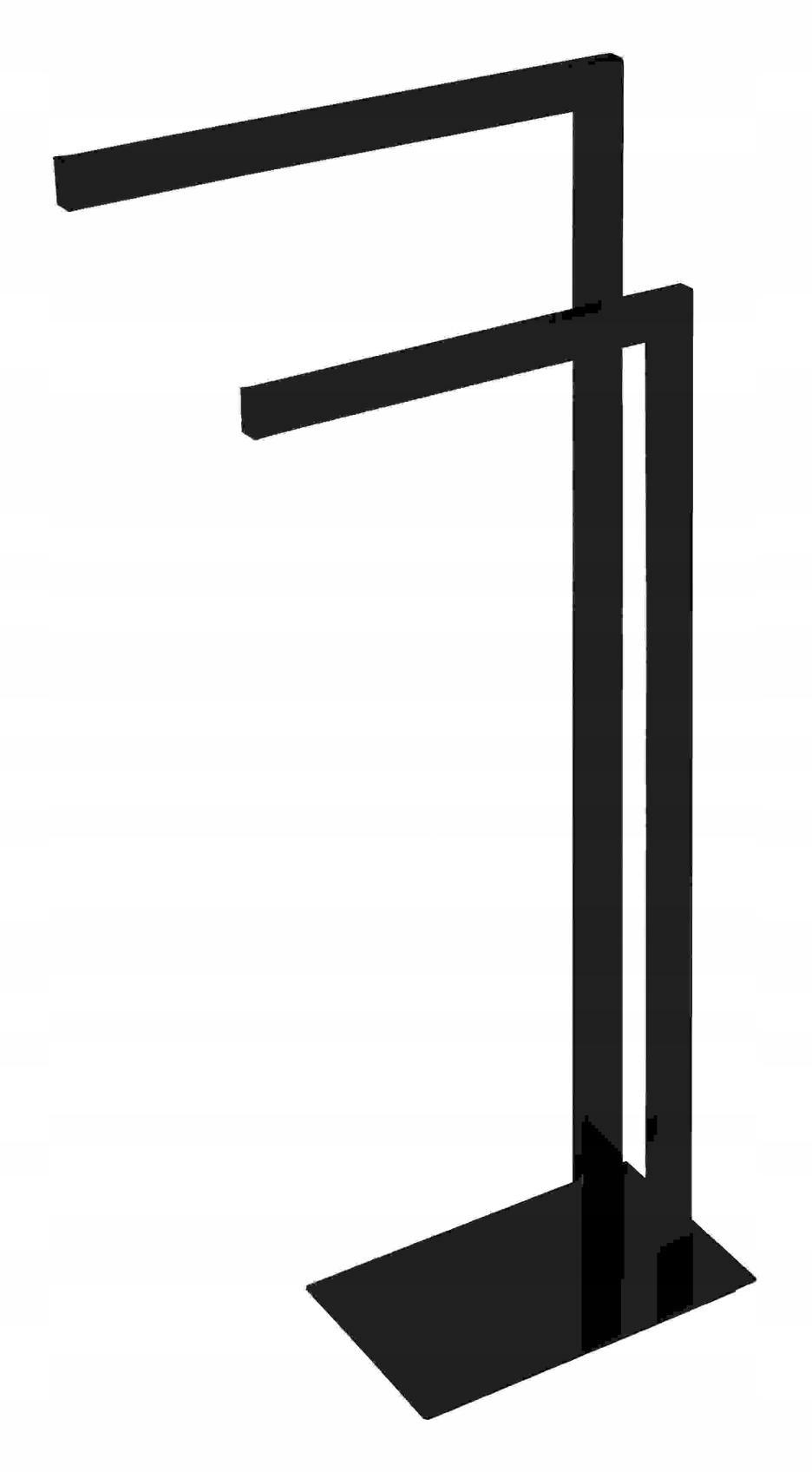 Stojan pre osuška čierny STELLA 19.206 B