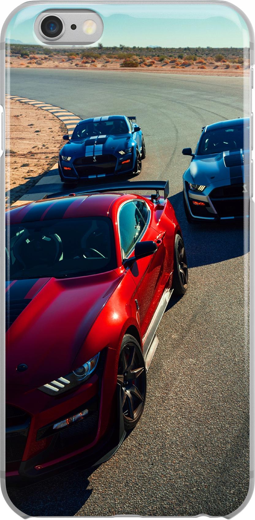 Etui Wzory Mustang Lenovo A3600