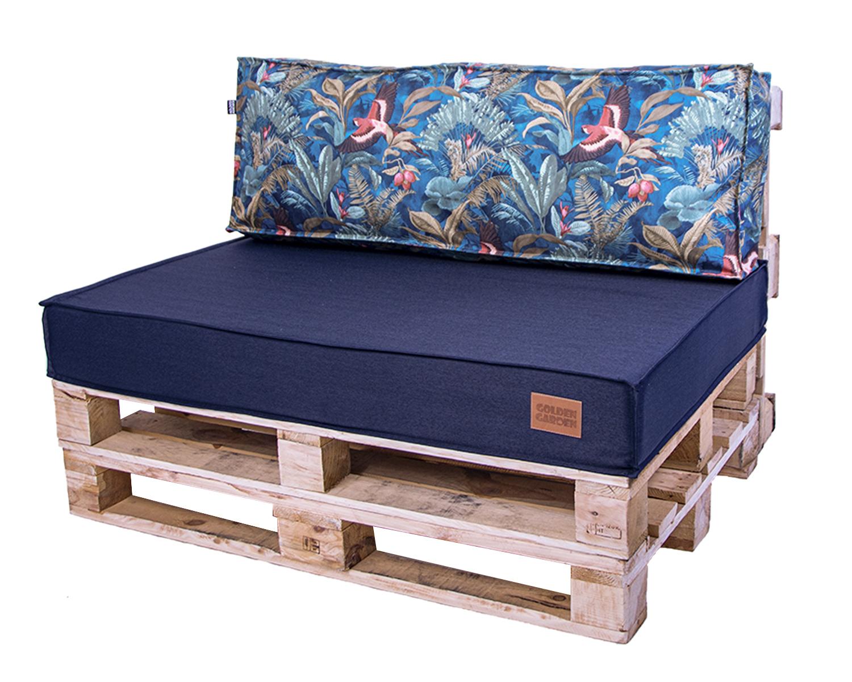 комплект садовых подушек для поддонов 120x80x15