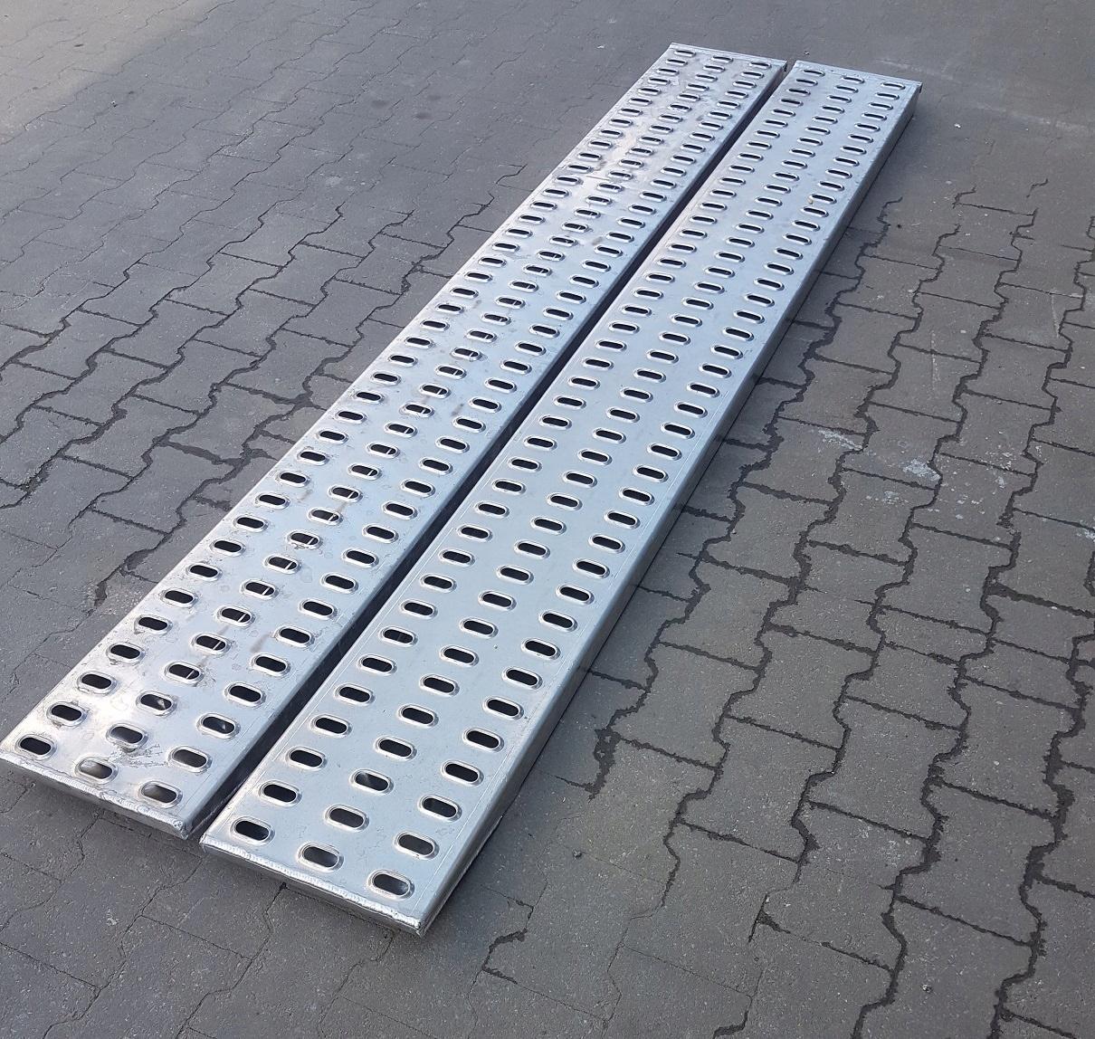 набег - подъезд алюминиевый к эвакуаторов   autolawet
