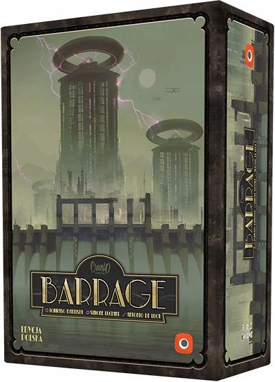 Barrage - 234,90 zł - 9744768396 - Allegro.pl