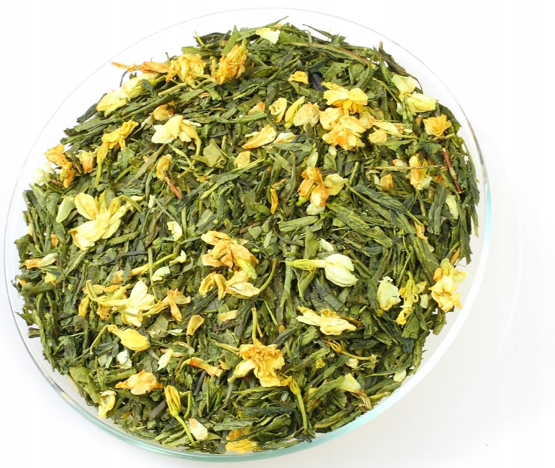 Чай JASMINE SENCHA (50g) НАТУРАЛЬНЫЙ ВКУС