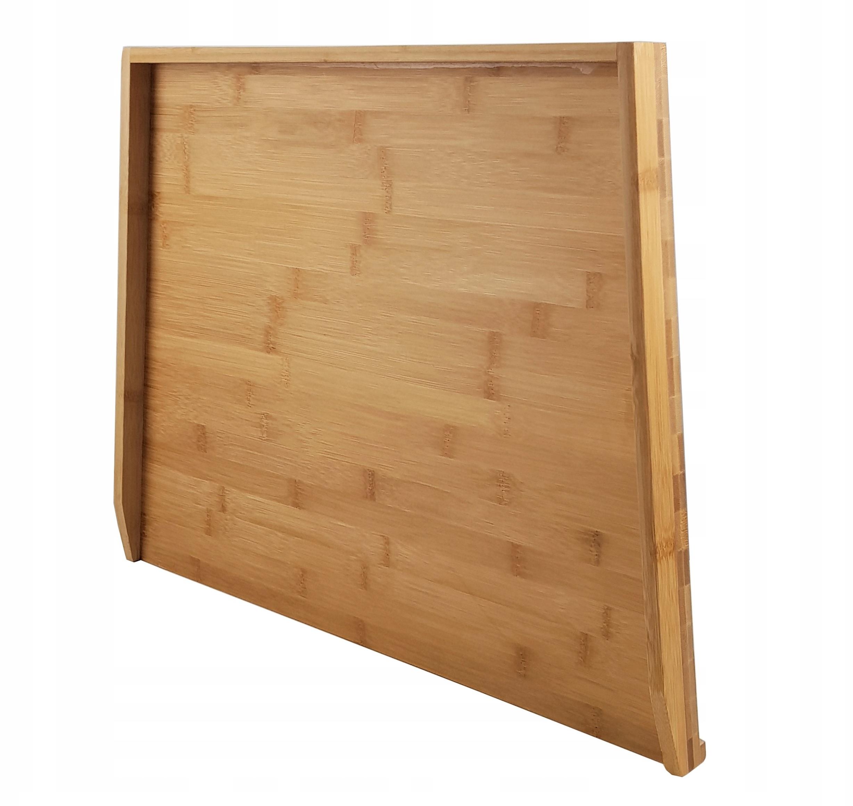 STOLNICA деревянная БАМБУКОВАЯ разделочная ДОСКА 2 в 1