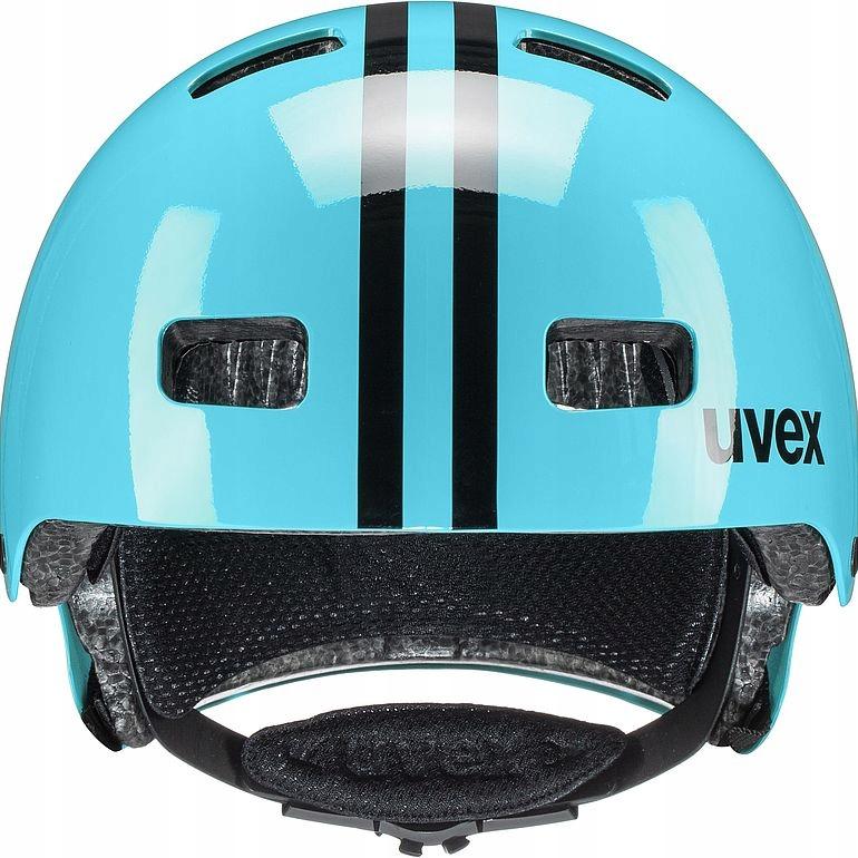 Kask rowerowy na hulajnogę Uvex Kid 3 51-55 cm nie Marka Uvex