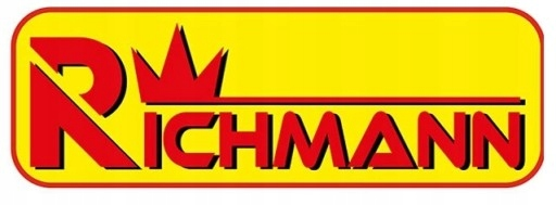 """GRZECHOTKA 3/8 '""""CORONA"""" 60 ZĘBÓW Marka Richmann"""