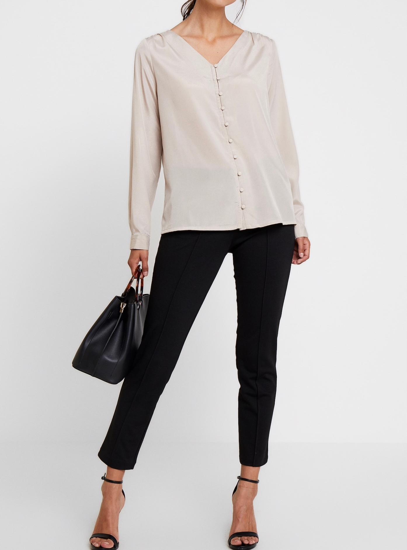 Cream bluzka koszula M 9172509539 Allegro.pl  51QXm