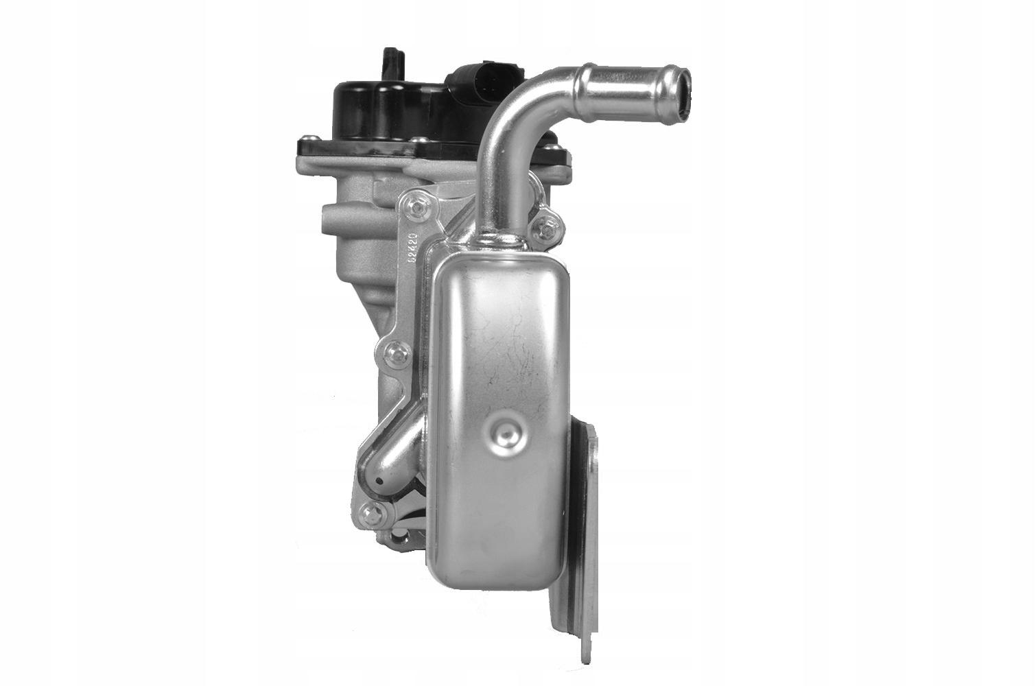радиатор системы рециркуляции ог z клапаном audi a4 07- b8a6 11- c7