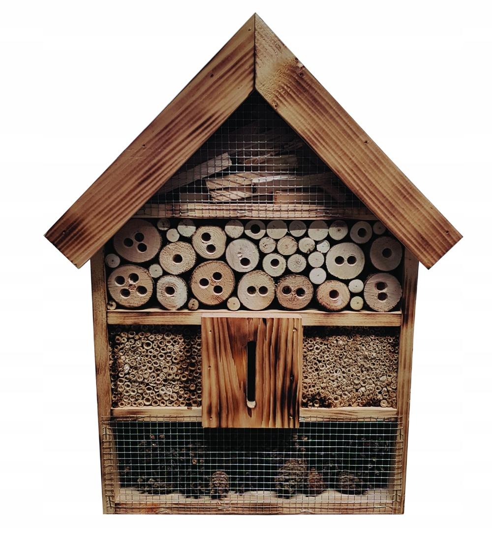 Большой дом для насекомых, насекомого отель. Г