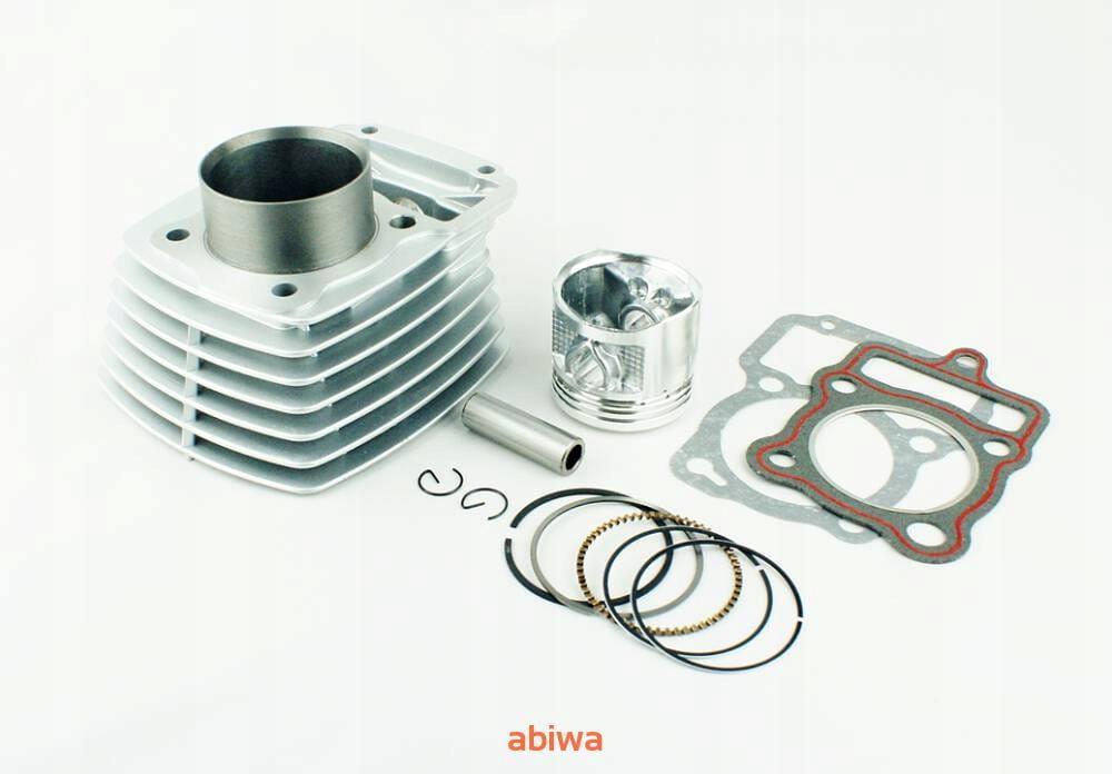 Цилиндр 4t atv 200ccm (63, 5mm) (sw. 15mm) к-т., фото 0