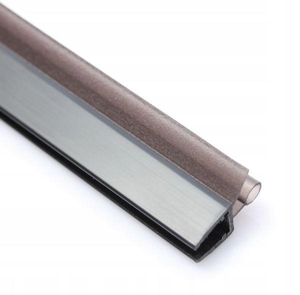 SKLENENÉ TESNENIE DOE / 6-8 mm čierna MC / DOE6-8BL