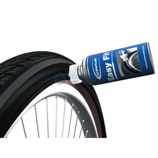 SCHWALBE EASY FIT TIRE MOUNTING FLUID HIT!